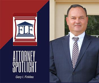 Attorney Spotlight: Gary I. Finklea