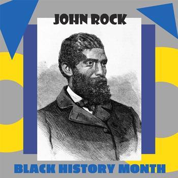 Black History Month: John Rock