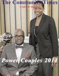 Octavia & Charlie - Power Couple!